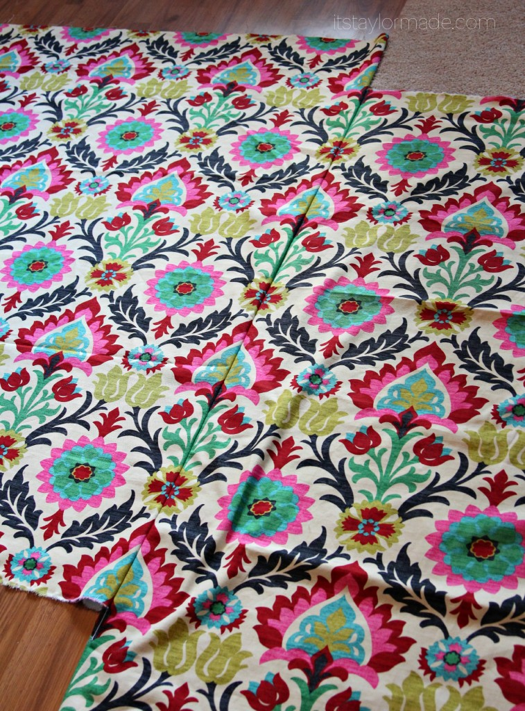 Waverly Santa Maria Desert Flower Fabric