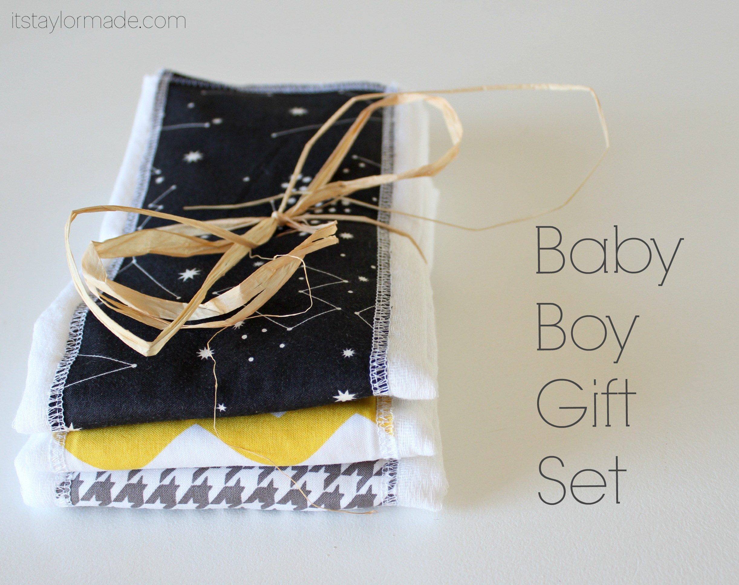 Baby Boy Gift Set Taylormade