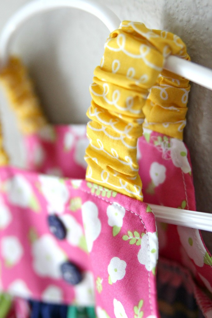 gleeful summer baby dress