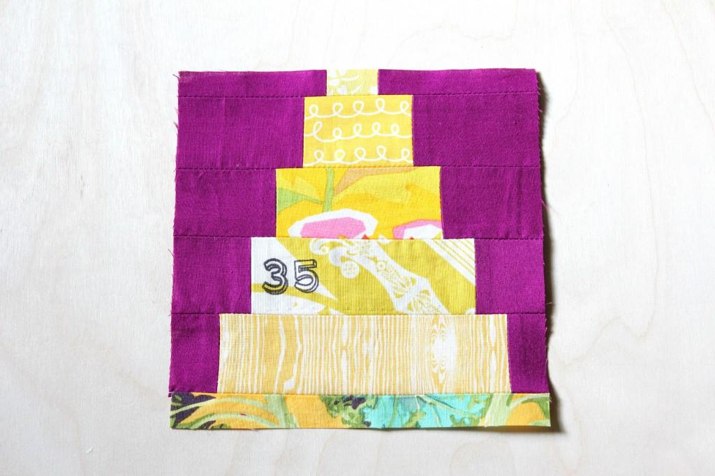 cake quilt block