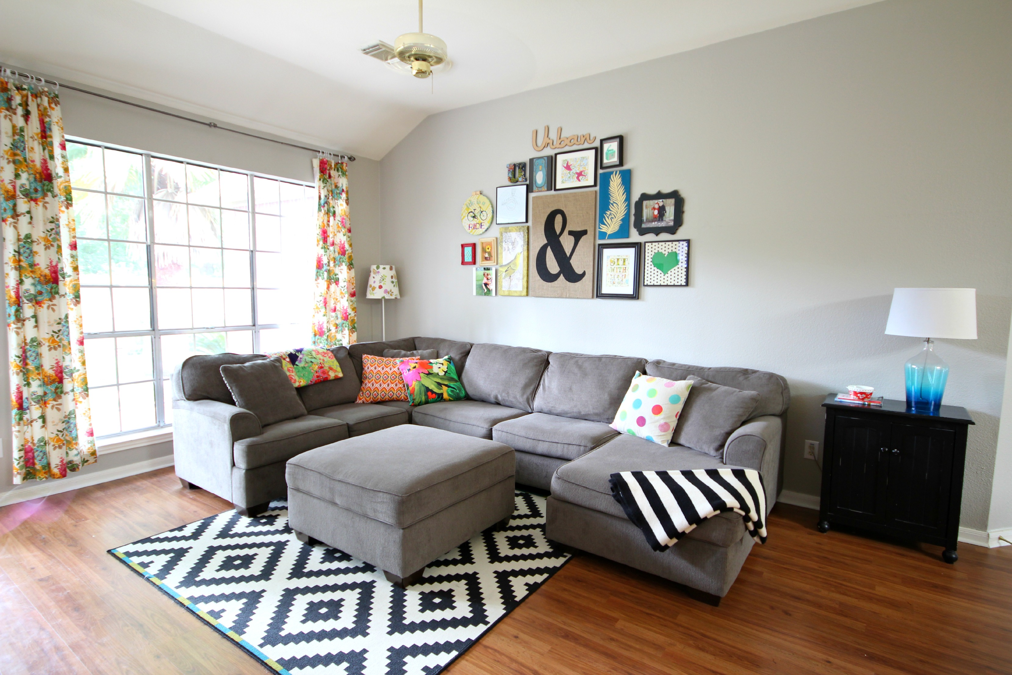 Living room tour taylormade - Living room realty ...