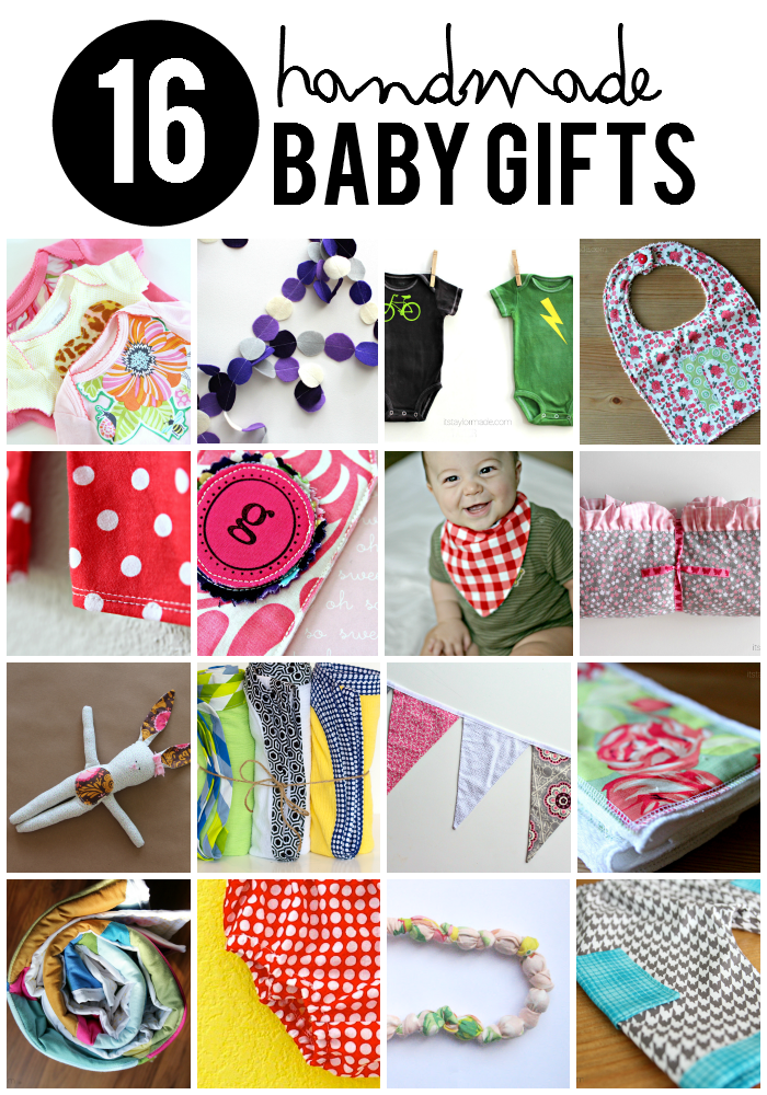16 Handmade Baby Gifts That Every Mom Will Love Taylormade