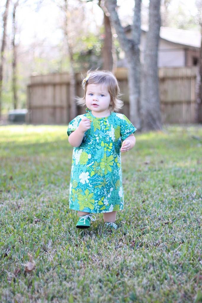 Succulence Lillian dress