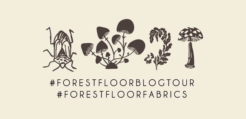 forest floor fabric