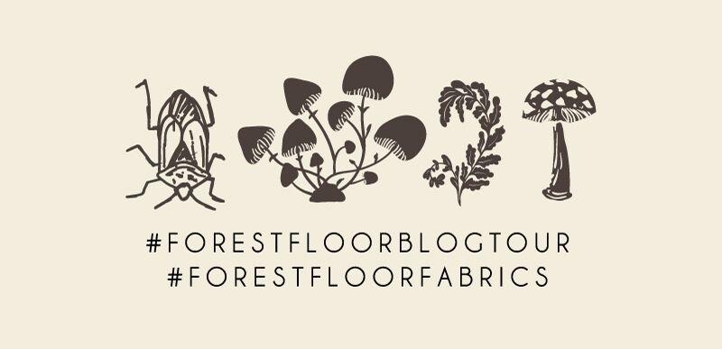 forest floor fabric