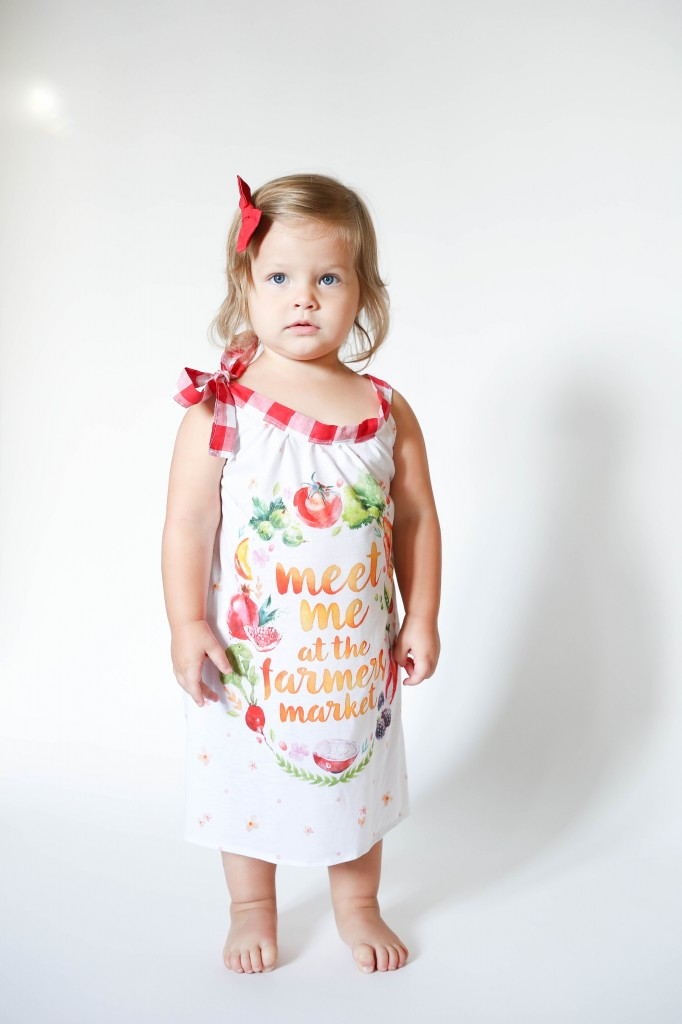 farmers market dress