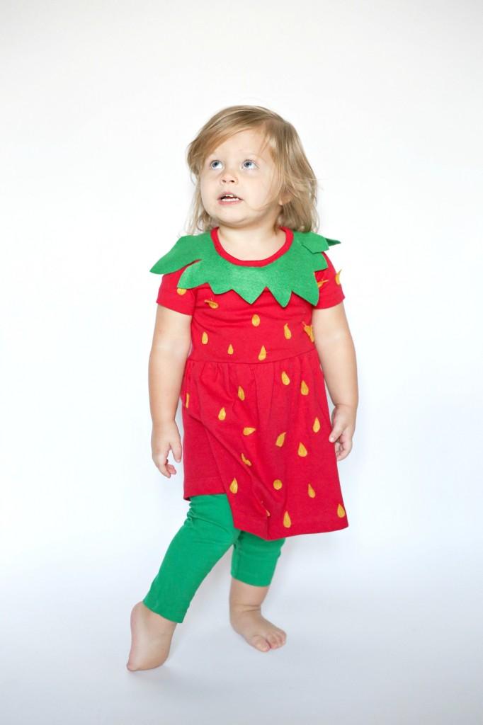 fruit group costume