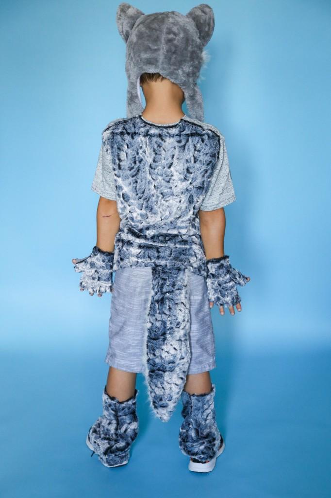 husky costume