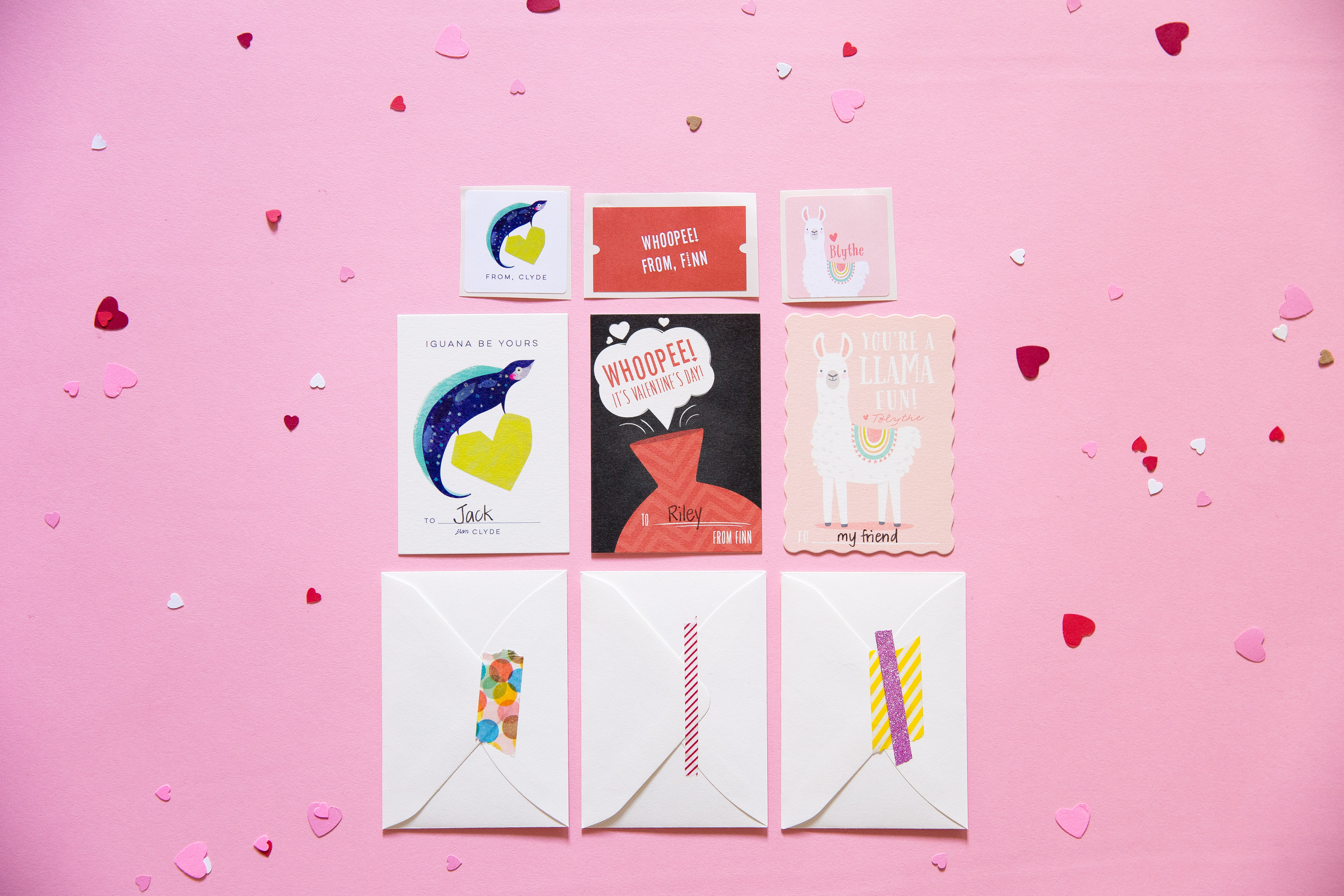 Minted Classroom Valentines