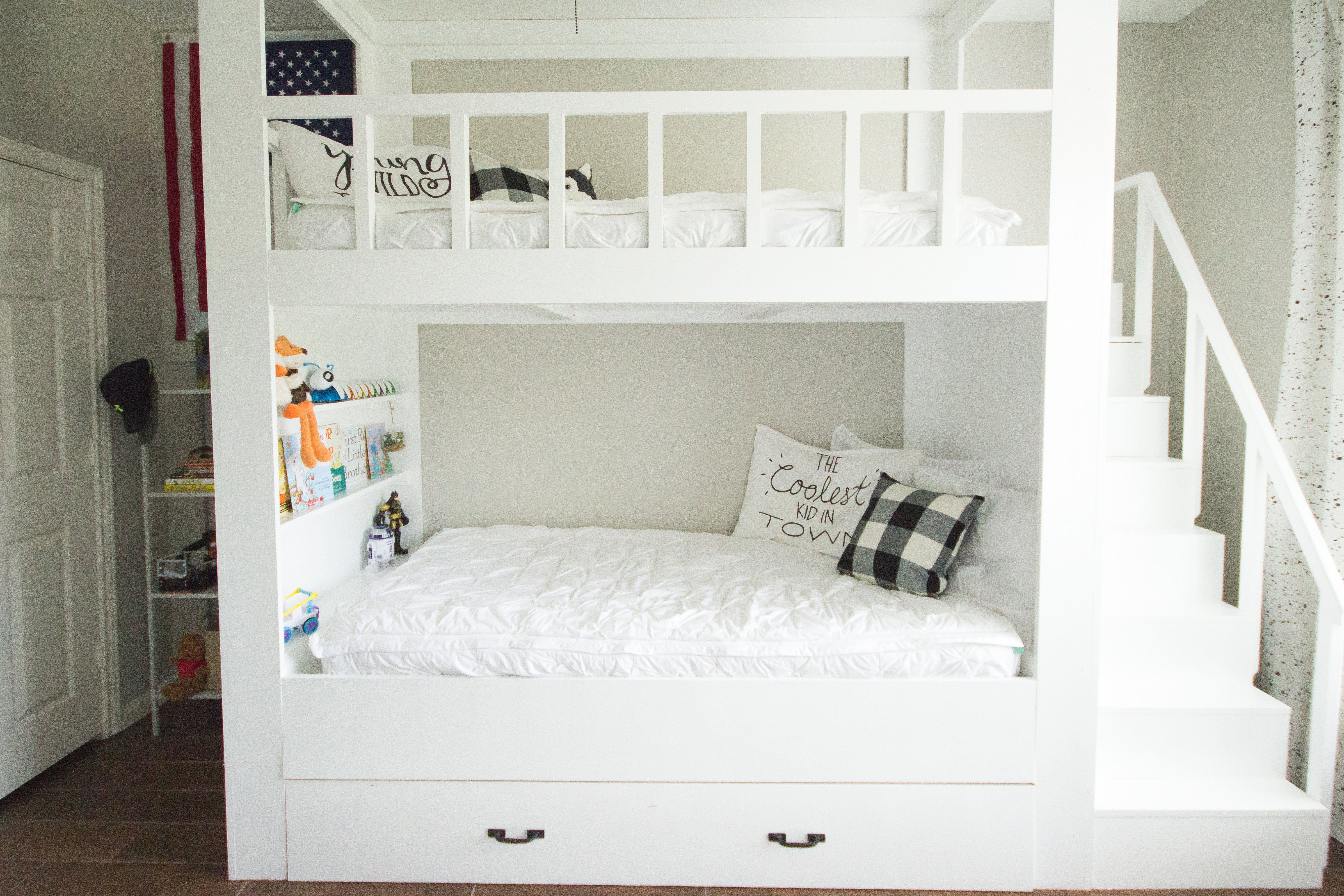 Built In Bunkbeds Taylormade