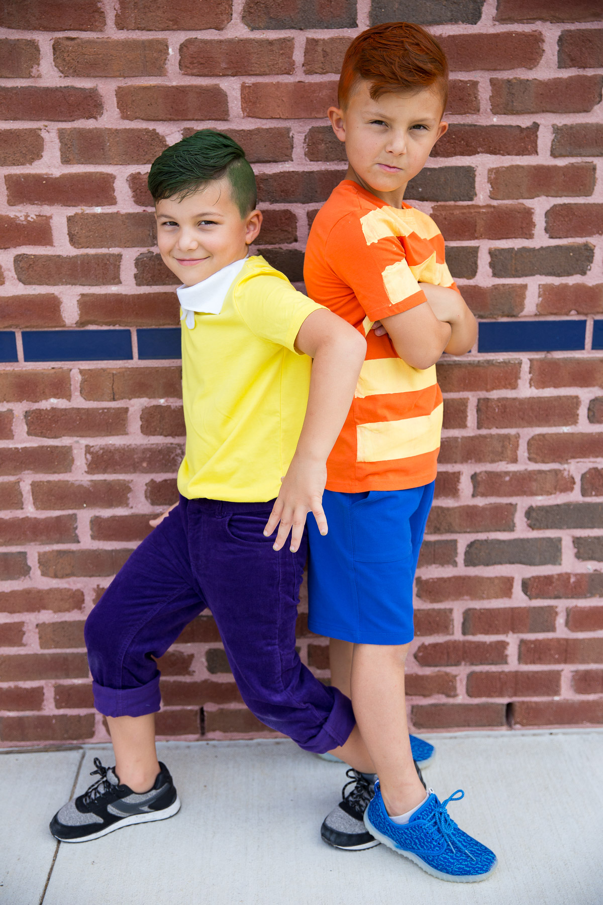 Phineas and Ferb Costume-34
