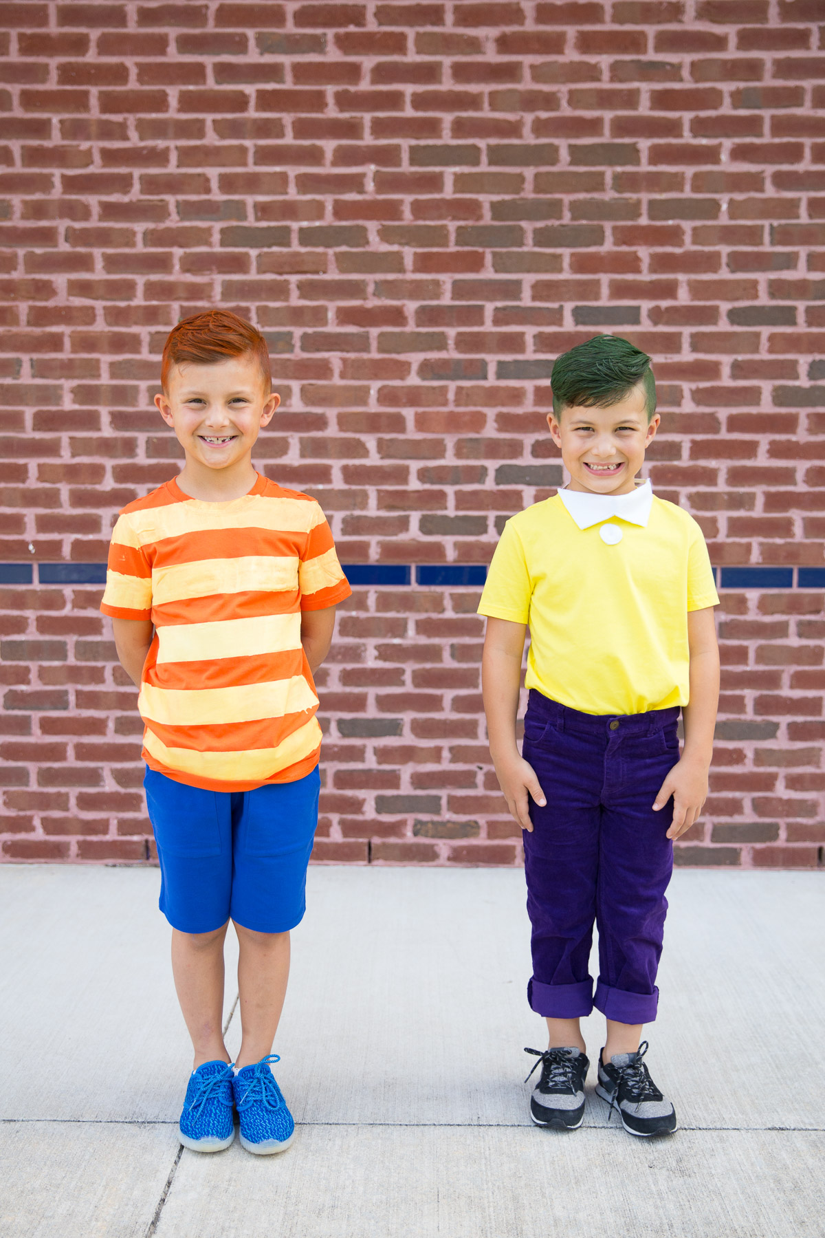 Phineas and Ferb Costume-7