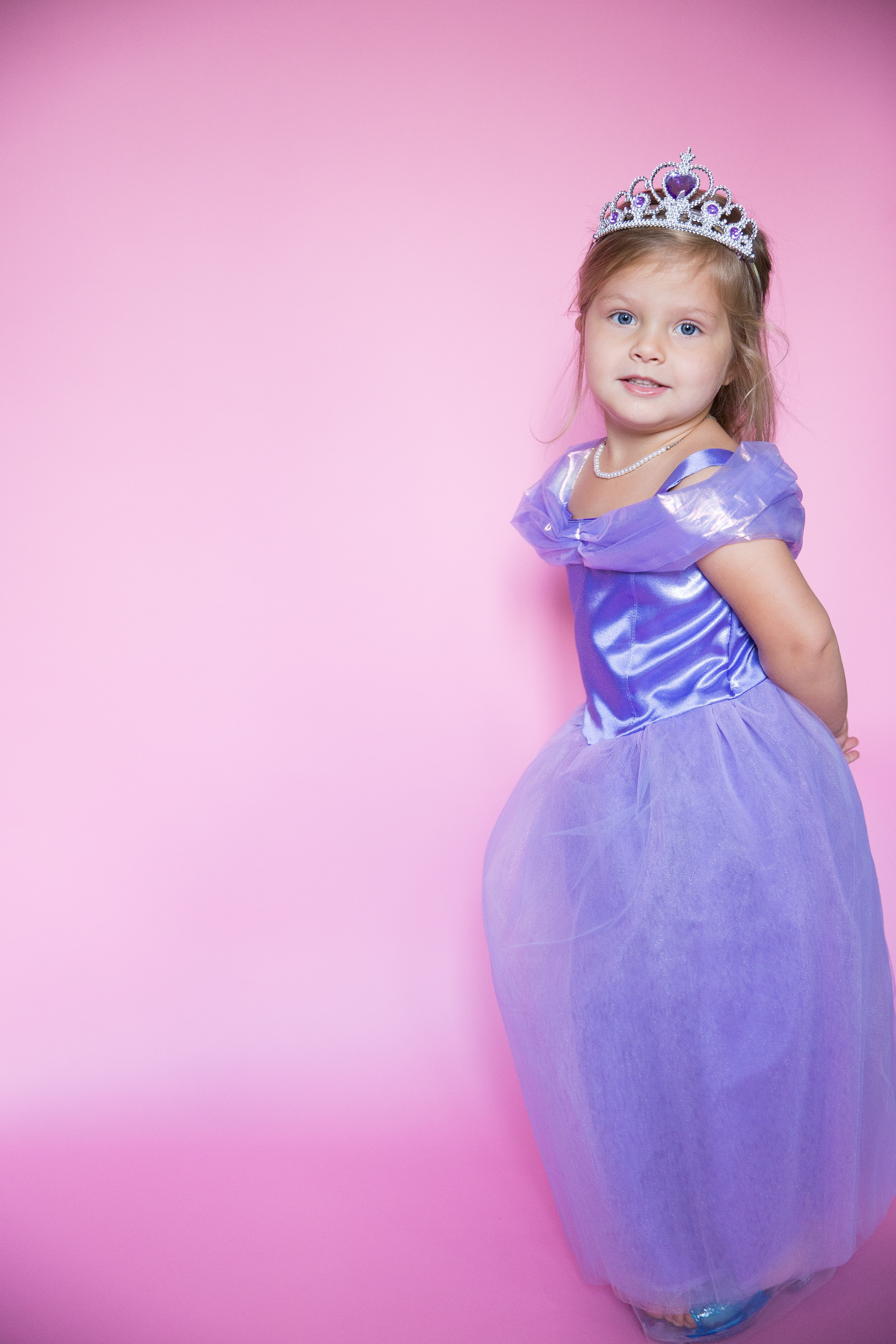 Pruple Princess Costume-20