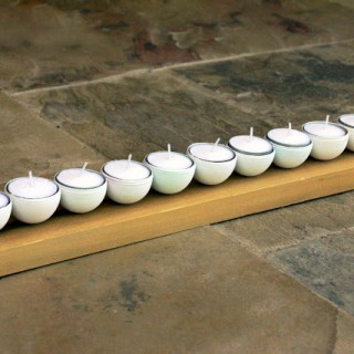 Tealight Flight