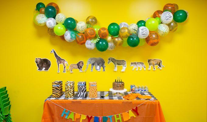 Wild Animal Party