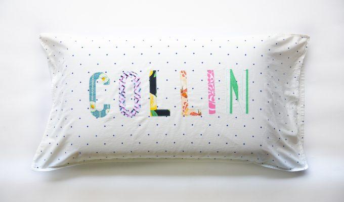 Custom Pillowcase Tutorial